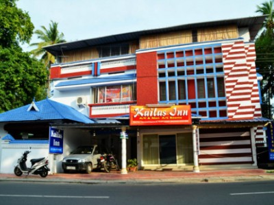 Kailas Inn Budget Hotel in Trivandrum