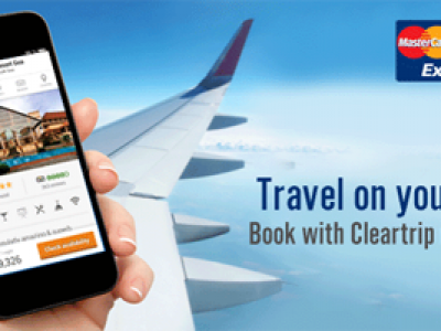 Get Rs 1000 Instant Cashback on Domestic Roundtrip Flights & Hotels From Cleartrip