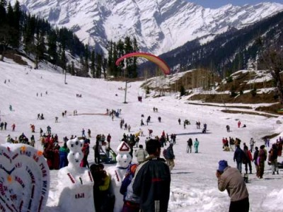 Shimlla Manali Honeymoon Tour Package From Nice Holidays