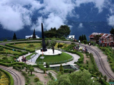 Darjeeling Special Tour Package From Via