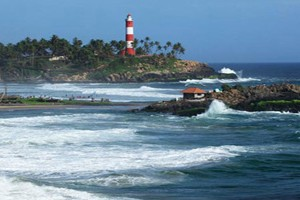 Kanyakumari, Kovalam Beach And Heritage Tour Package