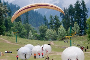 Dazzling Himachal Tour Package By Via