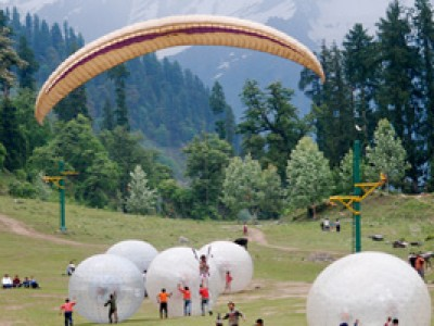 Dazzling Himachal Tour Package From Via
