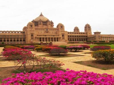 Umaid Bhawan Palace, Jodhpur Package From Tui