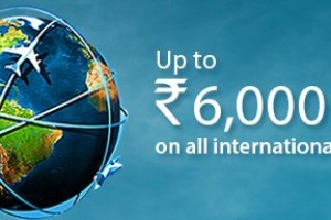 Get Rs 6, 000 OFF On International Flights From Yatra