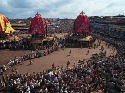 Orissa Golden Triangle, Puri & Bhubaneswar Tour Package By Via