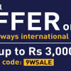 Musafir com discount coupons