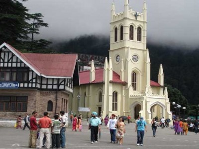 "Shimla, Manali Tour from ""Pack the Bag Tours"""