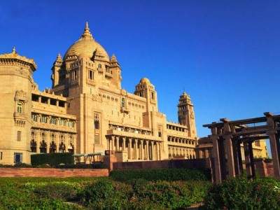 Welcome Heritage Umed Bhawan Palace Package From Tui