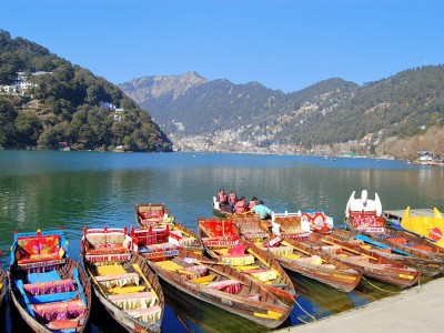 Serene Nainital & Mussoorie Tour Package By Yatra