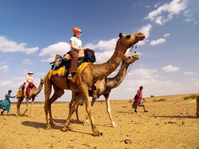 Camel Safari Rajasthan Tour Package By Dynamic Tours