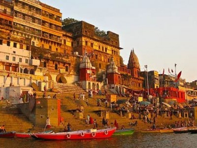 Khajuraho Varanasi Golden Triangle Tour Package From Indian Holidays