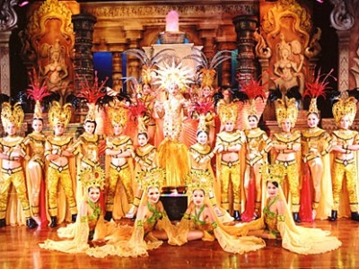 Romantic Thailand Honneymoon Package from Kesari