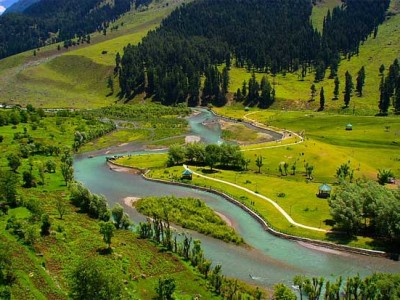 Kashmir Heavenly Tour Package From Thomas Cook