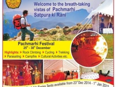 Celebrate Christmas & New Years With Madhya Pradesh Tourism