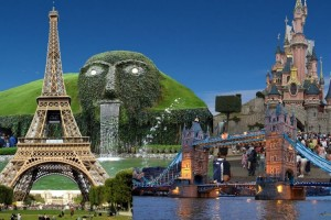 Explore Europe & USA Tour Package With Paras Holidays