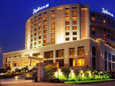 Celebrate New Year Eve With Radisson Blu Hotel New Delhi