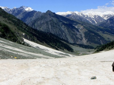 5 Nights Pindari Glacier Trekking Package by KMVN