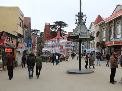 Explore Shimla With Woodstock Tour Package From GoAir Holidays