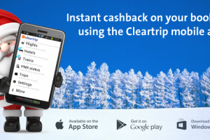 Get Instant Cashback On Flights & Hotels Booking From Cleartrip