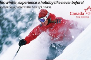 Winter Special Tour Package In Canada from Thomas Cook