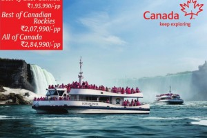 Explore Canada USA & Europe Tour Package With Dewan Holidays