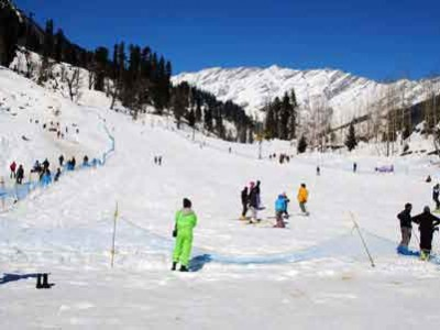 Honeymoon Special Manali Tour Package From Blissful World Tours