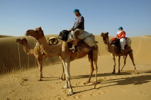 Desert Beach Tour By Indian Holidays