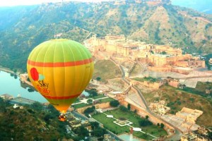 Hot Air Balloon Adventure In Jaipur With Make My Trip