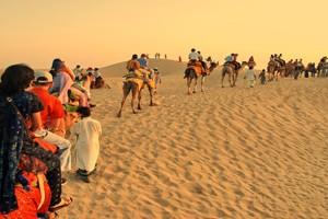 Jaisalmer & Jodhpur Tour Package By Make My Trip