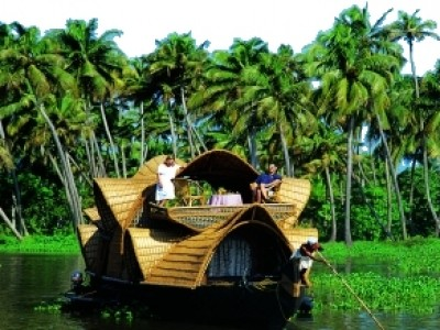 Refreshing Kerala 5 Nights Package