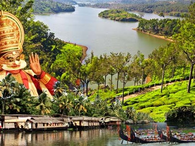 Best of Kerala Tour Package with DPauls