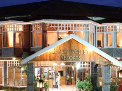 Manali Snow Valley Resort Volvo Package With Goibibo