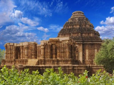 Golden Chariot Of Orissa Tour Package With Travel Xp
