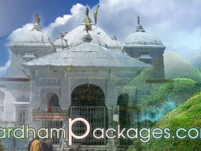 Chardham Car Rental Tariff from  Char Dham Package