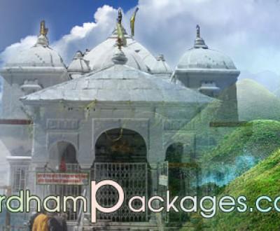 Chardham Car Rental Tariff from  Char Dham Package