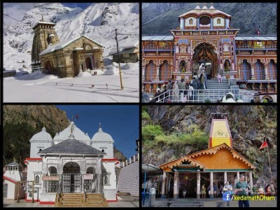 Chardham Yatra Tour 12 Days Package By Indian Holidays