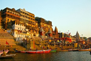 8 days Spiritual Ganges Tour Package