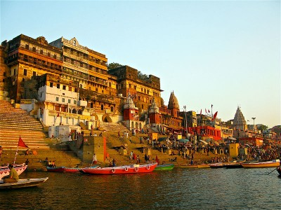 Spiritual Ganges Tour Package By Indian Holidays