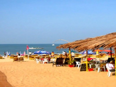 Refreshing Goa 3 Nights Package