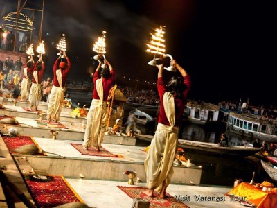 Ganga Aarti Tour Package By Indian Tour Sites