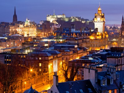 Scottish Highlights Rail Tour Package By Cox And Kings