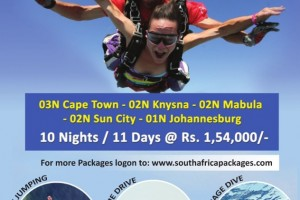Explore South Africa Tour Package By Aerospace Holidays