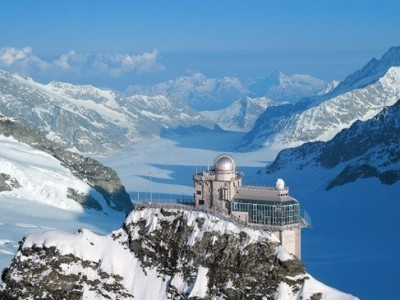 3 White Peaks Of Switzerland Tour Package By Make My Trip