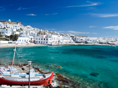 Untouched Greece With Syros & Paros Islands Tour Package By Goibibo