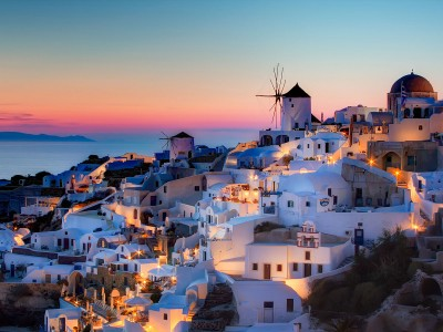 Delight Of Greece With Santorini Island Tour Package By Goibibo
