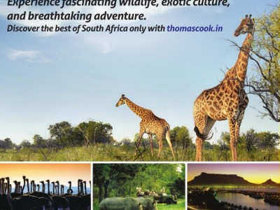 Ultimate South Africa Tour Package By Thomas Cook