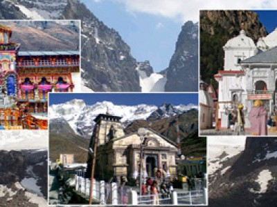 Teen Dham Yatra Tour Package By Indian Holidays