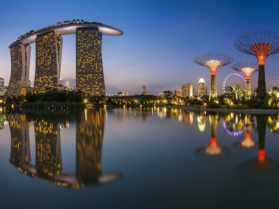 Singapore Sling Tour Package by Cox & Kings