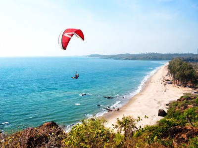 Explore North goa and South Goa Tour Package By Air costa